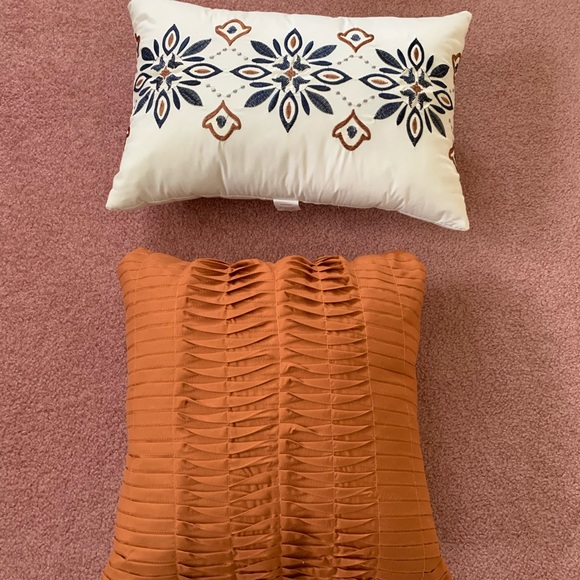 Target Other Set Of Decorative Pillows For Bed Poshmark
